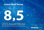 Grand Hotel Terme su Booking